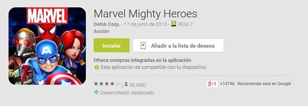 Los-100-mejores-juegos-android-2015-Marvel-Mighty-Heroes