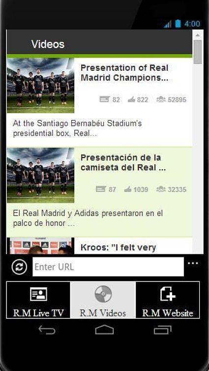 alternativas-roja-directa-para-moviles-y-tablet-android-Real-Madrid-Live-TV-&-News