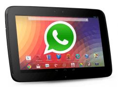Cómo Instalar WhatsApp Messenger para Tablet Android de forma fácil y sencilla