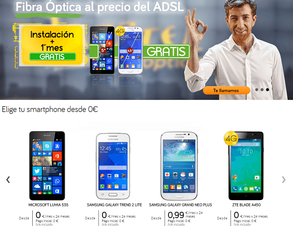 mejores-tarifas-moviles-noviembre-2015-JAZZTEL-Fibra-optica-precio-ADSL
