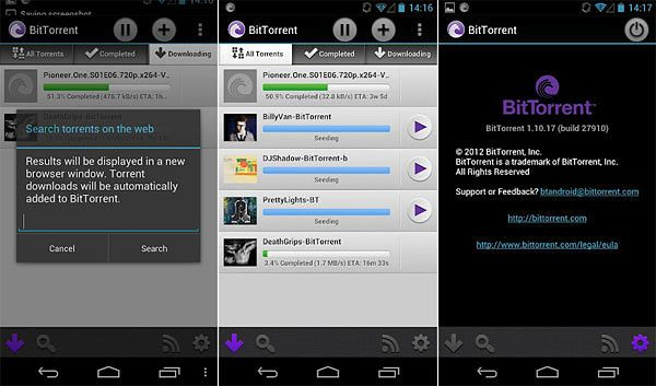 los-mejores-programas-para-descargar-musica-gratis-mp3-en-android-BitTorrent