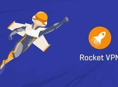 Rocket VPN para tener acceso al contenido no disponible en España