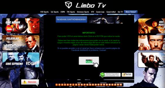 todas-las-alternativas-a-rojadirecta-Limbo TV