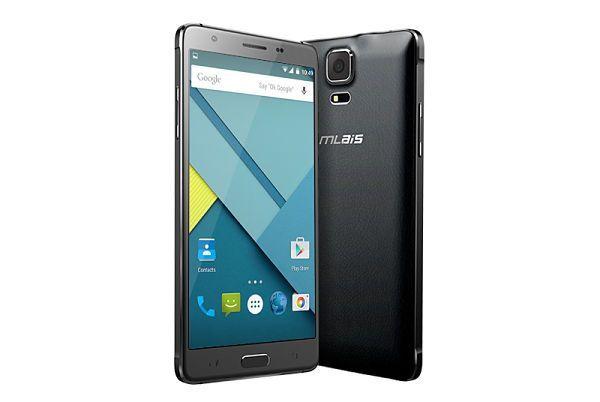 Clones chinos del Samsung Galaxy Note 4-mlais-m4