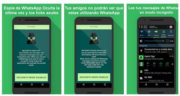 whatsapp espia para blackberry
