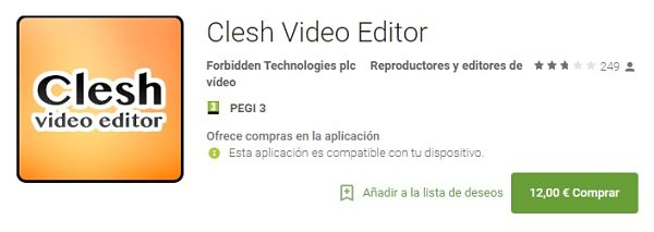 aplicaciones-para-editar-y-hacer-videos-clesh-video-editor