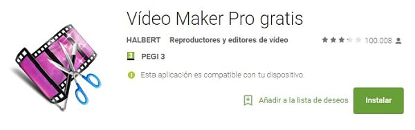 aplicaciones-para-editar-y-hacer-videos-video-maker-pro