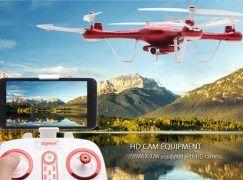 SYMA X5UW: Drone Barato con Camara WIFI