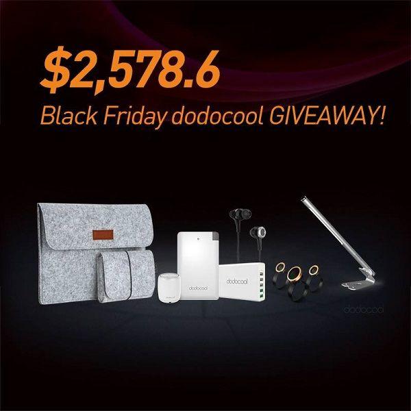 black-friday-sorteo-en-facebook-de-dodocool-premio