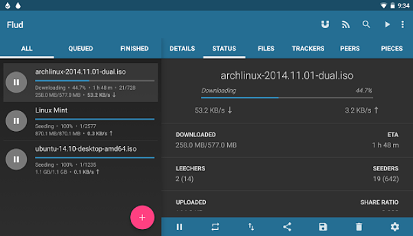mejores-programas-para-descargar-musica-gratis-mp3-en-android-flud