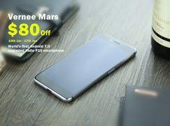 Vernee Mars con Android 7.0 por 160 euros hasta el 17 de enero