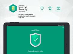 Descargar Antivirus Kaspersky Gratis y en Español para Android 2018