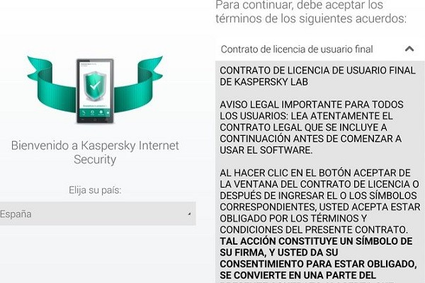 descargar antivirus kaspersky full gratis