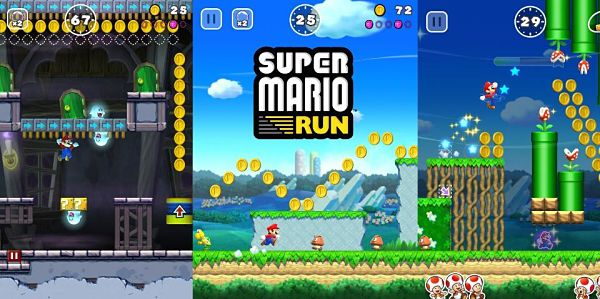 Descargar Super Mario Run Para Android Movil Y Tabletandroid Basico