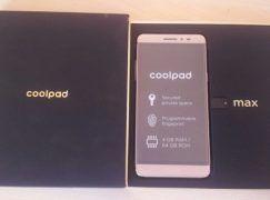 Coolpad Max: Precio, especificaciones y características técnicas