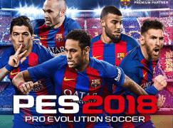 Descargar Pro Evolution Soccer 2018 (PES 2018) para móviles Android Gratis