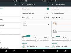 Cómo Activar y desactivar la red de datos en un móvil Android