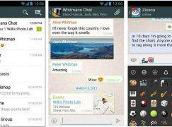 Cómo crear una cuenta de WhatsApp Messenger en móviles Android