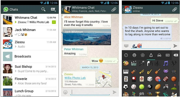 Como crear una cuenta de WhatsApp Messenger en mC3B3viles Android - (Android)WhatsApp Messenger v2.18.302 Final