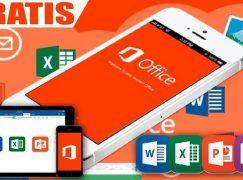 Descarga Microsoft Office para móviles y tablets GRATIS (Última Versión)