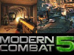 Descargar Modern Combat 5 GRATIS para Android