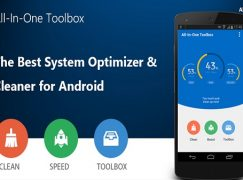 Descargar All-In-One Toolbox Gratis para aumentar memoria interna de tu Android