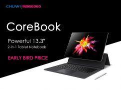 CoreBook, la nueva tablet de Chuwi que no te puedes perder