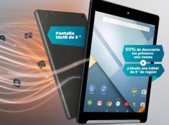 Tablet Ocu 2018 Android 8″ por solo 7,57€