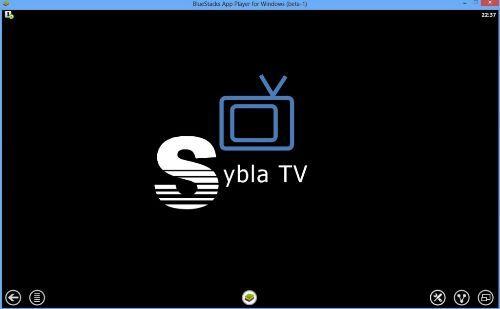 PC TV POUR TÉLÉCHARGER APPLICATION SYBLA